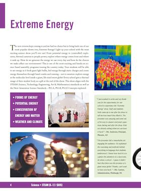 Extreme Energy flyer