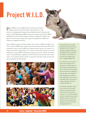 Project Wild flyer